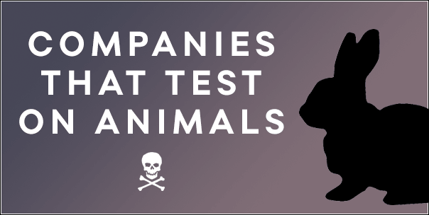 companies-that-test-on-animals