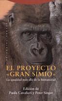 libro el proyecto gran simio
