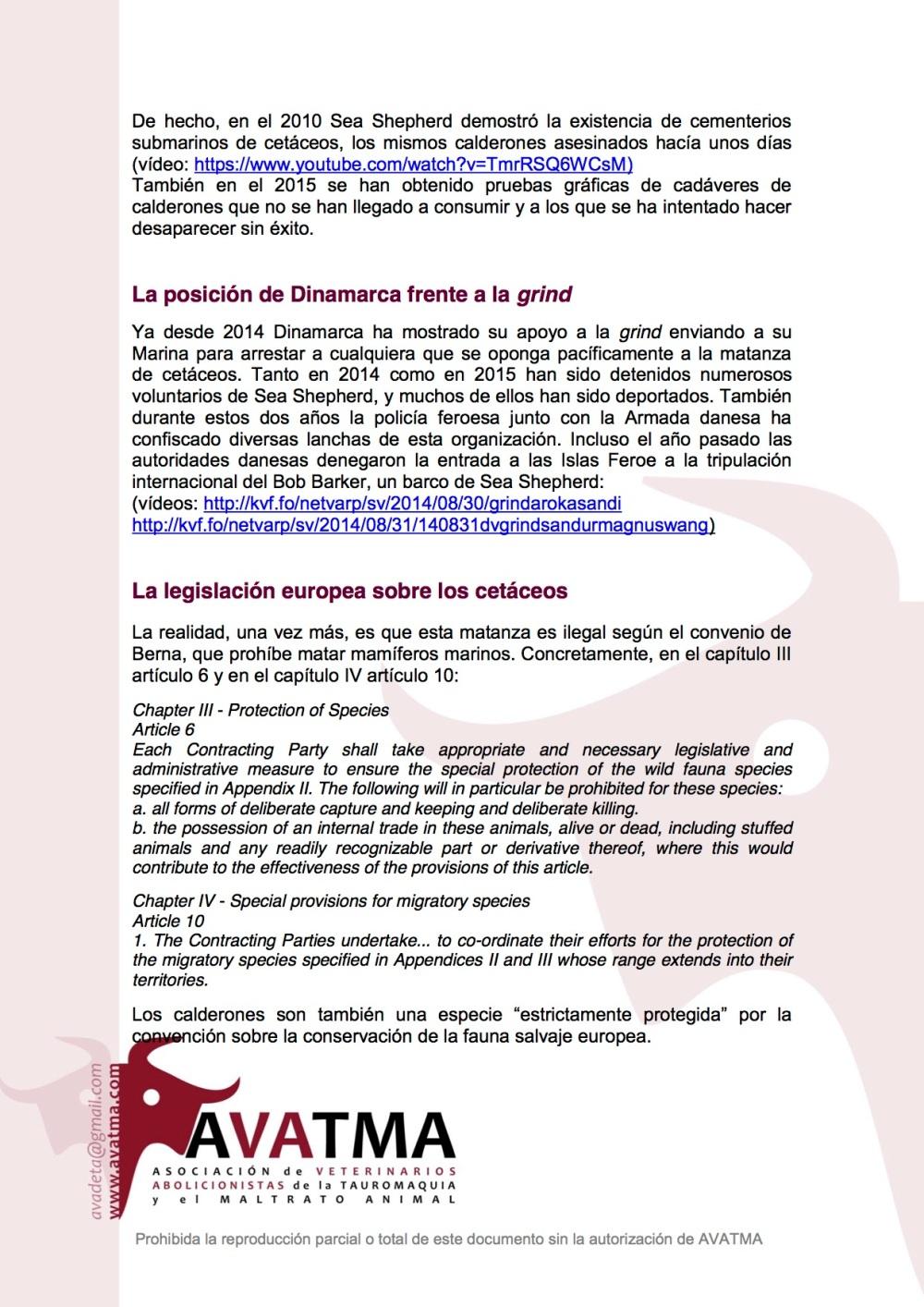 Informe AVATMA delfines Feroe3