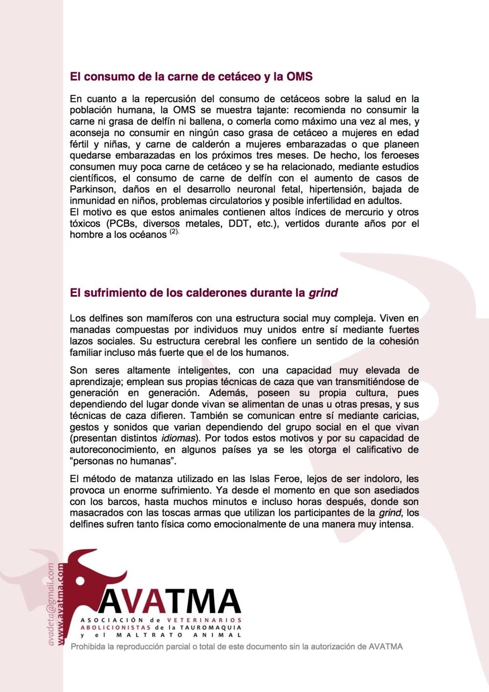 Informe AVATMA delfines Feroe4