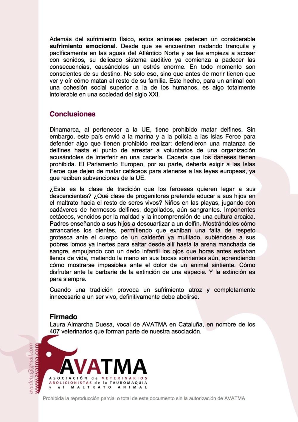Informe AVATMA delfines Feroe6