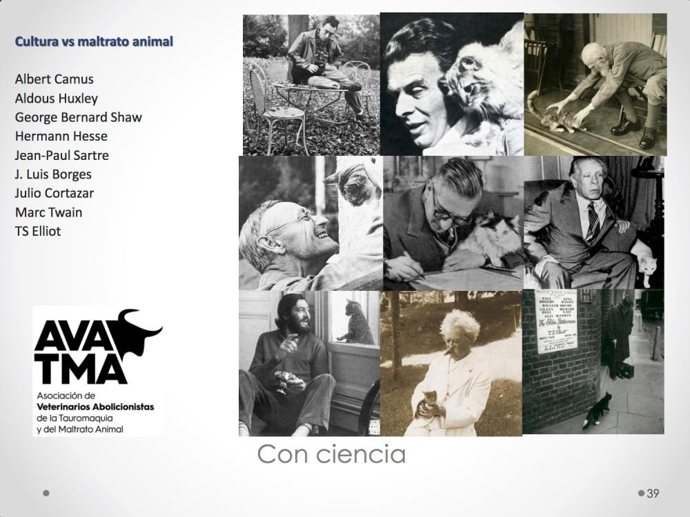 39CHARLA CES BADAJOZ_III congreso de derecho animal de Extremadura