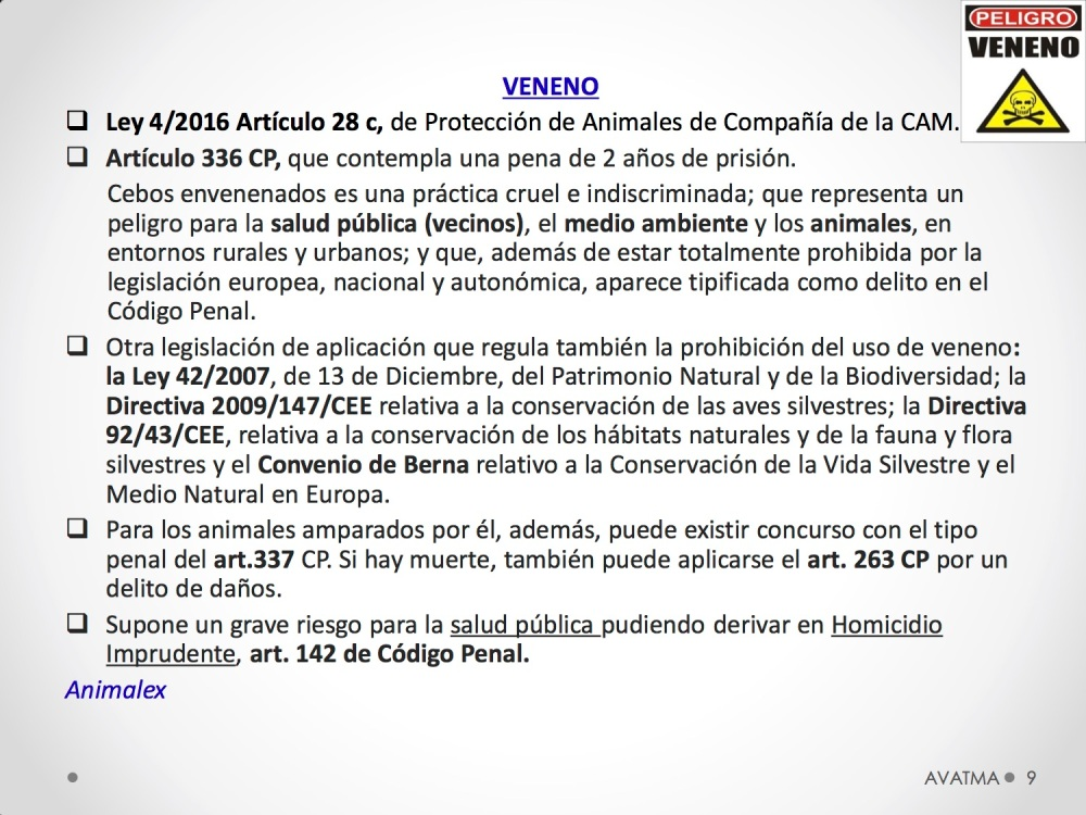 9CHARLA CES BADAJOZ_III congreso de derecho animal de Extremadura