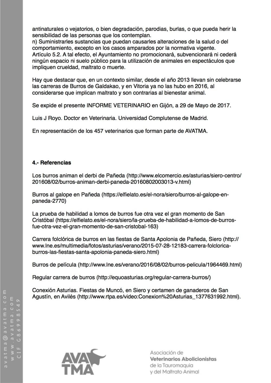 informe veterinario burros Siero-4