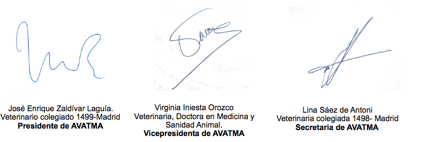 firma junta